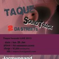 「Soundtrack to the streets」vol1