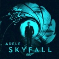 アデル「スカイフォール」ジャケット Skyfall  (c)2012 Danjaq, LLC, United Artists Corporation, Columbia PicturesIndustries, Inc. All rights reserved.