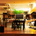 「Time Out Cafe & Diner」(店内)
