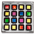 「BRILLIANT PALETTE CHOCOLATE」9PC 3,465円(税込)、16PC 5,775円(税込)