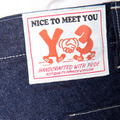 Y-3×WAREHOUSEのカプセルコレクション「NICE TO MEET YOU」