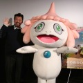 村上隆 (C) Takashi Murakami/Kaikai Kiki Co., Ltd. All Rights Reserved.