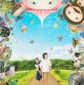『めめめのくらげ』ポスター (C) Takashi Murakami/Kaikai Kiki Co., Ltd. All Rights Reserved.