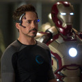 トニー・スターク/『アイアンマン3』 -(C) 2012 MVLFFLLC.  TM &  -(C)  2012 Marvel.  All Rights Reserved.