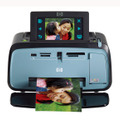 HP Photosmart A628 Compact Photo Printer