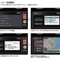 NissanConnect CARWINGSいつでもLink(参考画像)