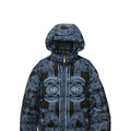 Chain Medusa Down Jacket(ブルー)