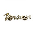 "Metal pin ""Versace""GOLD"