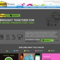 「Evernote&Post-it」サイト
