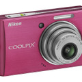 COOLPIX S510(ラズベリーレッド)