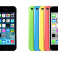 iPhone 5sとiPhone 5c