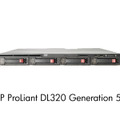HP ProLiant DL320 Generation 5p