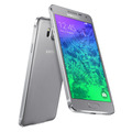 「GALAXY Alpha」Sleek Silverモデル