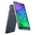 「GALAXY Alpha」Charcoal Blackモデル