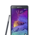 「GALAXY Note 4」Charcoal Blackモデル