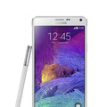 「GALAXY Note 4」Frost Whiteモデル