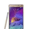 「GALAXY Note 4」Bronze Goldモデル
