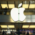 シドニーのApple Store(c)Getty Images
