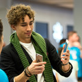 ロバート・シーハン(Robert Sheehan)(c)Getty Images