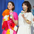 満島みなみ、YOU/「Starbucks Summer Party 2015」