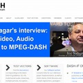 DASH Industry Forumサイト(MPEG-DASHプロモグループ)