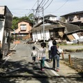 熊本地震 (c) Getty Images