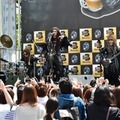 "ゲリラライブ「GACKT SPECIAL LIVE supported by ""NESCAFE""」"