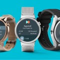 Google Play Store対応の「Android Wear 2.0」、2017年初頭リリースに