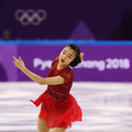 坂本花織(c)Getty Images