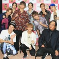FANTASTICS from EXILE TRIBE、小籔千豊、ロバート秋山【撮影:小宮山あきの】