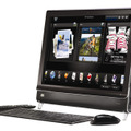 HP TouchSmart PC IQ521jp