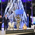「STAR WARS Marunouchi Bright Christmas 2019 -Precious for you- クリスマス点灯式」【写真:竹内みちまろ】