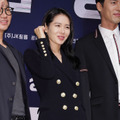 「ザ・ネゴシエーション」記者会見Son Ye-Jin(Photo by Han Myung-Gu/Getty Images)