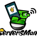 「ServersMan@Windows Mobile」ロゴ