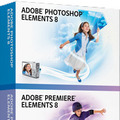 Adobe Photoshop Elements 8&Premiere Elements 8
