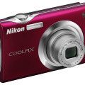 COOLPIX S4000ルビーレッド