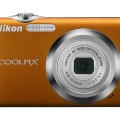 COOLPIX S3000正面