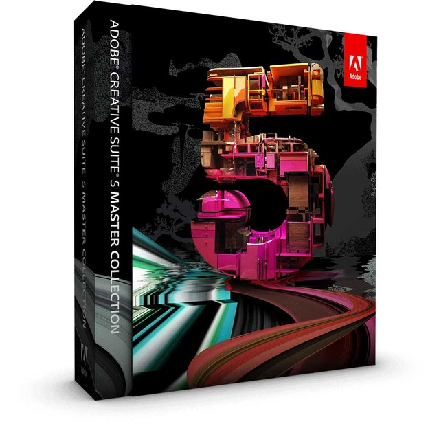 ADOBE CREATIVE SUITE 5 MASTER COLLECTION