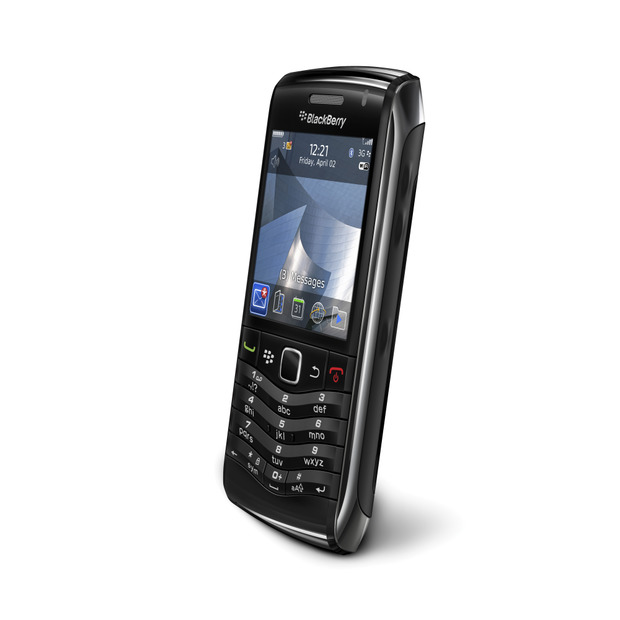 「Blackberry Pearl 3G」9105