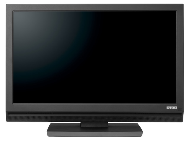 「LCD-DTV192XBE」の前面