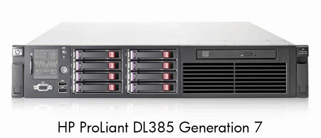 HP ProLiant DL385 G7