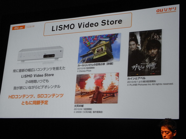 LISMO Video Store