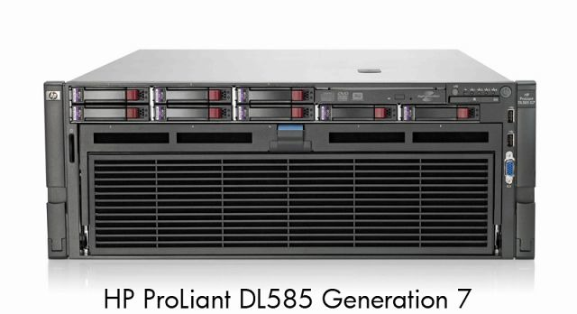 HP ProLiant DL585 Generation 7