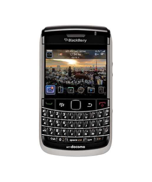 「BlackBerry Bold 9700」Black