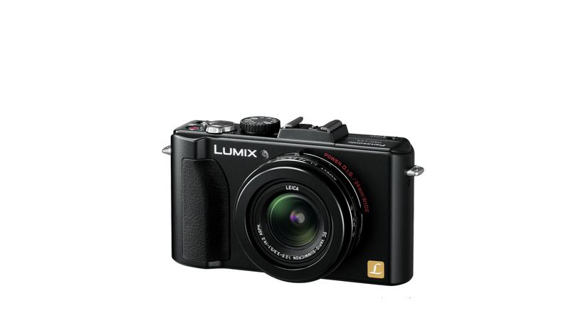 「LUMIX DMC-LX5」