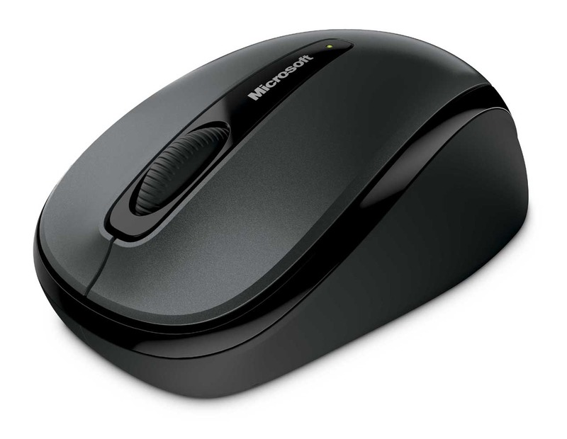 「Wireless Mobile Mouse 3500」の既存色「ユーロシルバー」