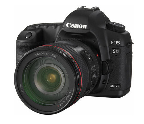 「EOS 5D Mark II」