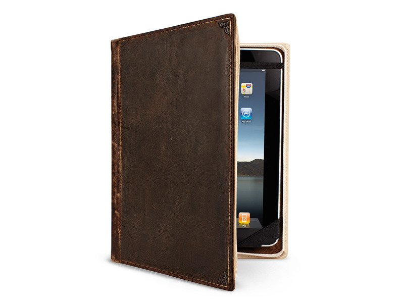 「BookBook for iPad」