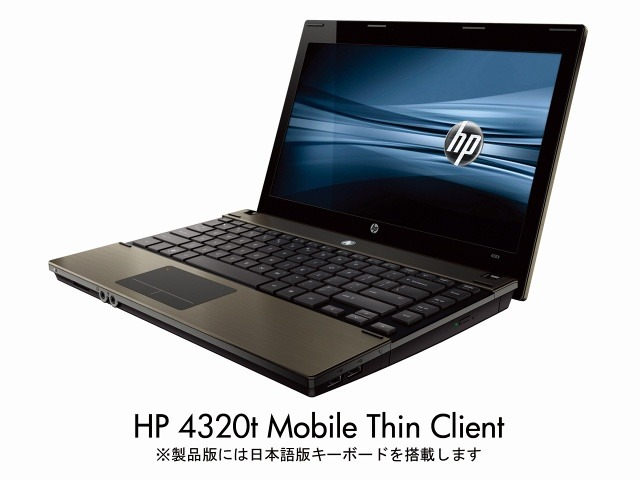 HP 4320t Mobile Thin Client