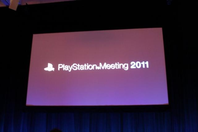 PlayStation Meeting 2011 PlayStation Meeting 2011